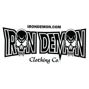 iron demon clothing
